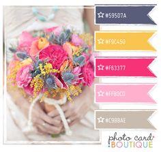 Cool Colors Palette · 7.26.2011