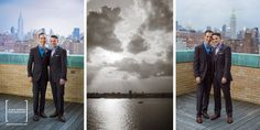 Great shots of this great couple, with the NYC skyline in back. Taken at @Ramscale Studios Studios Studios | http://www.facebook.com/pages/Laurie-Rhodes-Photography/139372092741156?ref=tn_tnmn