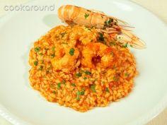 Risotto con scampi: Ricetta Tipica Friuli-Venezia Giulia | Cookaround
