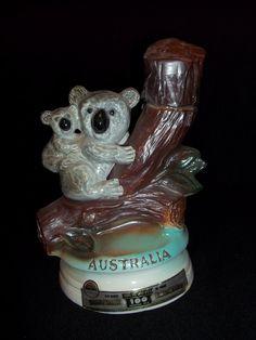 Jim Beam Australia Koala Liquor Bottle