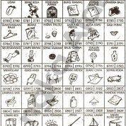 0768 0815 Batu Besar S D Tape Tafsir Mimpi Buku Surat