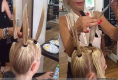 This Gravity Defying Haircutting Technique Will Give You The Best Hair Of Your Life (VIDEO)