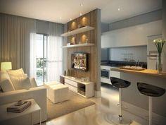 Resultado de imagen para acabados para apartamentos en obra gris