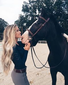 Equestrian style...