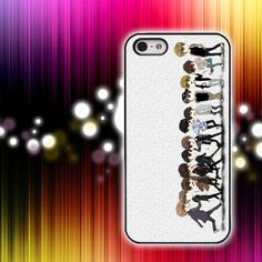 KPOP artist EXO boy band cartoon pattern Case for by LombokCase, $14.25 apple iphone 4/4s/5/5s/5c samsung galaxy s3 s4 case covers #iphonecase
