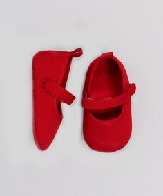 Baby Shoes Red Soft Sole Pre-Walkers, Baby Shoes Red Booties, Red Maryjanes, Baby Girl Velcro Strap Shoes, Red Shoes, Baby Girl Red Booties by Tesababe on Etsy https://www.etsy.com/listing/179397054/baby-shoes-red-soft-sole-pre-walkers