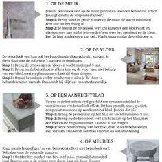 Betonlook verf / Effect Paint - Primer - 1 liter - Wit - Paint Primer, Beige, Brown, Painting, Cement, Lights, Painting Art, Brown Colors, Paintings