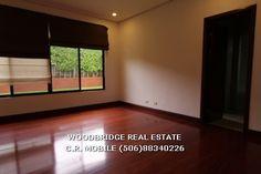 Santa Ana Costa Rica casa de lujo venta $690.000 alquiler $4.500 1 piso,5 dorms 4 b Woodbridge bienes raices Costa Rica mobile (506)88340226