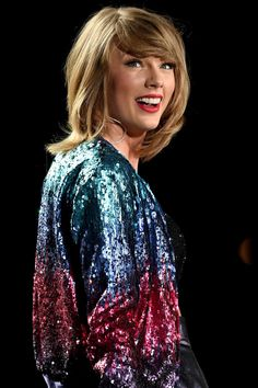 "After a young fan wrote about ""feeling so alone lately"" on her personal blog, the ""Shake It Off"" singer took a break from her 1989 world tour to reply to the post with a very heartfelt message.  ""Knowing your worth sometimes comes without any proof at all,"" she wrote, among many other sweet sentiments. ""You're worth more than flaky friends and people who dismiss you."" T. Swift—arguably the nicest famous person in the history of ever.    - MarieClaire.com"