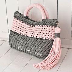 Сумочка под заказ Размер 37×28 Цена 550 грн 80992858726 #handmade #crocheting…