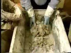 Hemp Building Materials - Hemp can make a cement-like substance that is stronger & lighter than traditional cement.