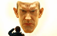 The Hyperrealistic Sculptures of Ron Mueck - In Focus - The Atlantic