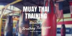 Muay Thai breathing: Information about the proper breathing in Muay Thai and MMA. Breathing with mouthguard in Thaiboxing and MMA. MMA breathing techniques