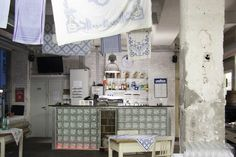 Lavanderia Vecchia - a Beautiful Italian Laundrette in Berlin.