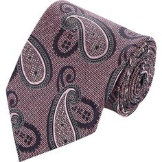 Ermenegildo Zegna Paisley Neck Tie at Barneys.com