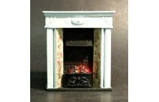Hearth and Home Miniatures - Dolls House Georgian/Victorian Bedroom Fireplaces