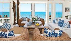 7 ideias inspiradoras para decorar sua casa de praia