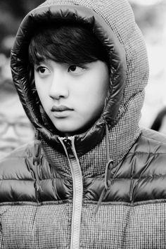 d.o / exo Kris Wu, Luhan And Kris, Baekhyun Chanyeol, Cute Asian Guys, Asian Boys, K Pop Boy Band, Boy Bands, Exo Korean, Do Kyung Soo
