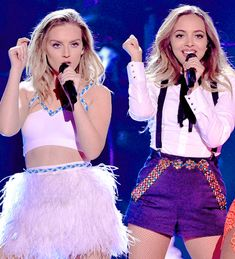perrie edwards & jade thirlwall
