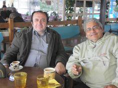 Καφές στην Ουρανούπολη Coffee in Ouranoupoli