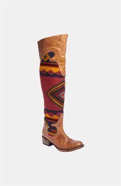 Freebird by Steven 'Caballero' Over the Knee Boot available at #Nordstrom