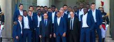 DIRECT. Euro 2016 : les Bleus ont déjeuné à l'Elysée avec François Hollande