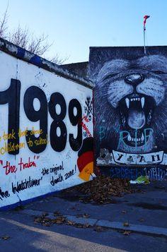 Berliner Mauer Wall Berlin Mur de Berlin