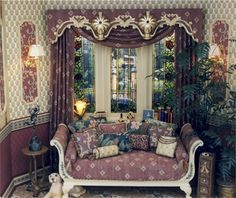 brooke tucker living room in mini