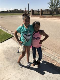 My bunnies ready for a movie date with her cousins, Lala & Ti-Ti! So blessed to have wonderful family that will take them to have fun when it's not exactly easy for me to take my baby bunny along!