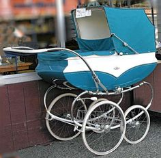 The Enchanting Butterfly: Baby Prams