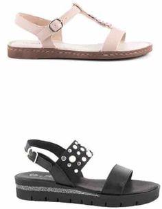 Sandale Damă cu Talpă Joasă Superbe| Superb Low-heeled sandals for women - alizera Casual, Shopping, Shoes, Fashion, Moda, Zapatos, Shoes Outlet, La Mode, Fasion