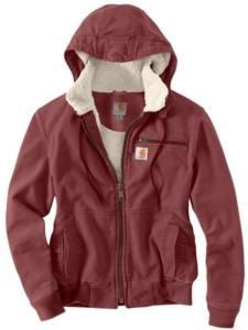 aa40c6112c4b1 Carhartt Women s Weathered Duck Wildwood Jacket-Irregular