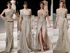Elie Saab Paris Fashion Week Spring/Summer 2011