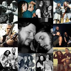 ~It wasn't perfect love, but it was real love~ PANTERA Phil Anselmo & Dimebag Darrell