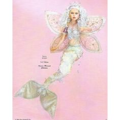 Serene Mermaid   Show Stoppers Doll Toys & Games