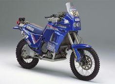 #Yamaha #XTZ750 #Supertenerè