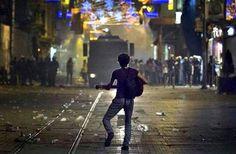 Dördüncü Yılında Gezi Parkı Direnişi – Ali Jean Çorakçı – Medium