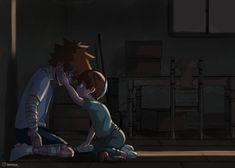 My Hero Academia Shouto, My Hero Academia Episodes, Hero Academia Characters, Deku Anime, M Anime, Familia Anime, Anime Child, Anime Boys, Sad Art