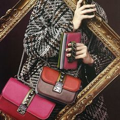 Valentino * Life's too short to carry ugly bags * The Inner Interiorista