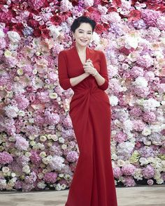 Ladies in red | China Entertainment News