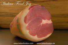 #Culatello #prosciutto from #Italy #cold #cut from #Emilia. Seasoned #pork #meat from a top small #producer. It's a #delicious #appetizer and  #tasty. #First #choice only from #Italian #Food Joy #Italienische #produkt 1° qualitat #skinken  www.italianfoodjo... for UK and other countries www.italianfoodjo... for DE and AT only