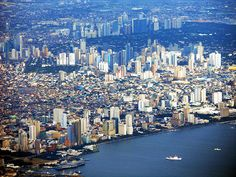 Manila - Capital city of the Phillippines. Manila acquired its name from the 'nilad' or the indigo plant that grows there. Philippines People, Philippines Cities, Visit Philippines, Philippines Culture, Manila Philippines, Places To Travel, Places To See, Travel Destinations, Animales