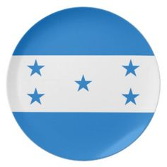 Shop Honduras Flag Classic Round Sticker created by WorldButtons. All Country Flags, Honduras Flag, Custom Plates, National Flag, Succulents Diy, Round Stickers, Custom Stickers, Art For Kids, Wedding Gifts
