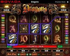 Bovada Casino Dragon's video slot at is among my favorite video slots. It is beautiful to see, and has the potential to pay out very nicely