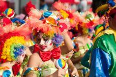 Carnival Season on the island of Cyprus