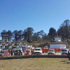 Welcome to the land of Thunder Dragon #bhutan www.bhutanhospitalitytravels..com