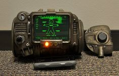 Fallout PipBoy 3000 Cosplay Prop Replica Resin Kit