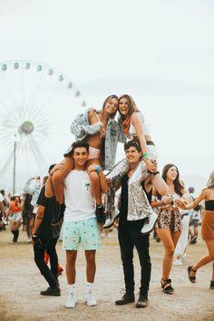 Coachella on my mind... 💭 #puravidabracelets #coachella #friends #music #festival