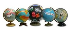 frivolous globes. These are cool! www.doclicense.com