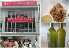 RECOVERY FOOD opens @MolitoAlabang! Come and grab your favourite comfort foods! Recovery Food, Comfort Foods, Wine, Drinks, Bottle, Drinking, Beverages, Flask, Drink